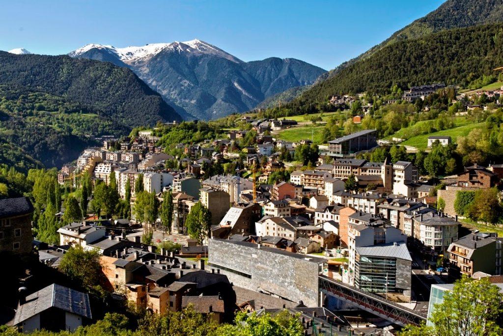 Andorra'da Gezilecek Yerler