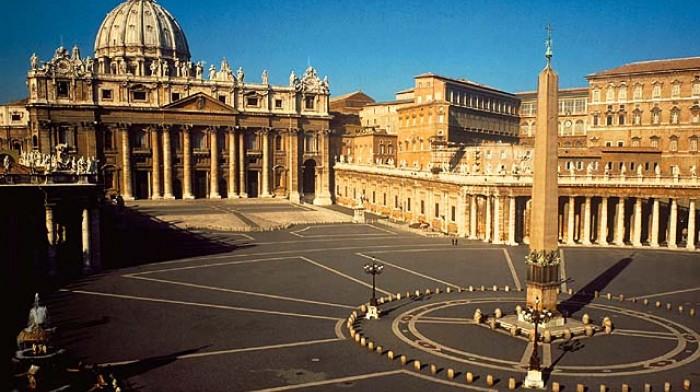 vatikan'da gezilecek yerler