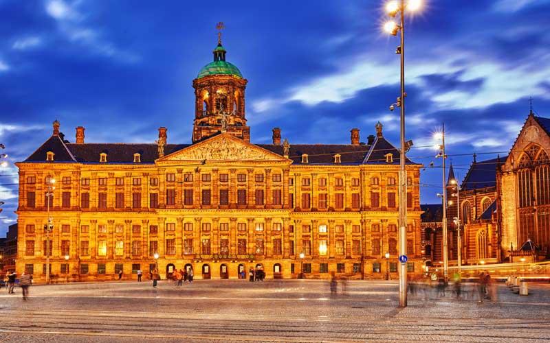 kraliyet sarayı amsterdam