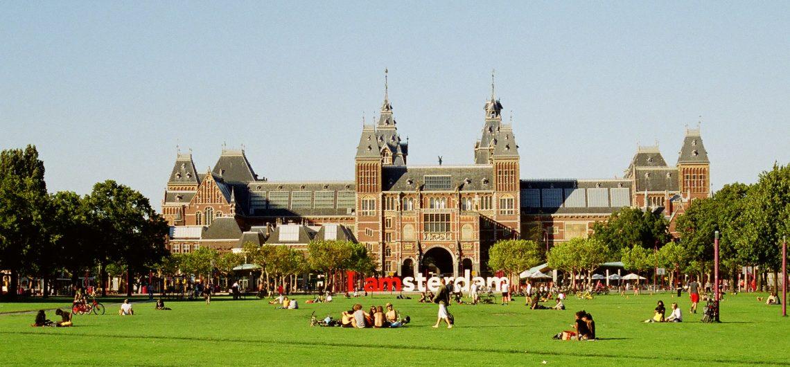 amsterdam müzeler bölgesi