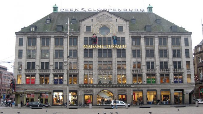 Madame Tussauds Müzesi Amsterdam