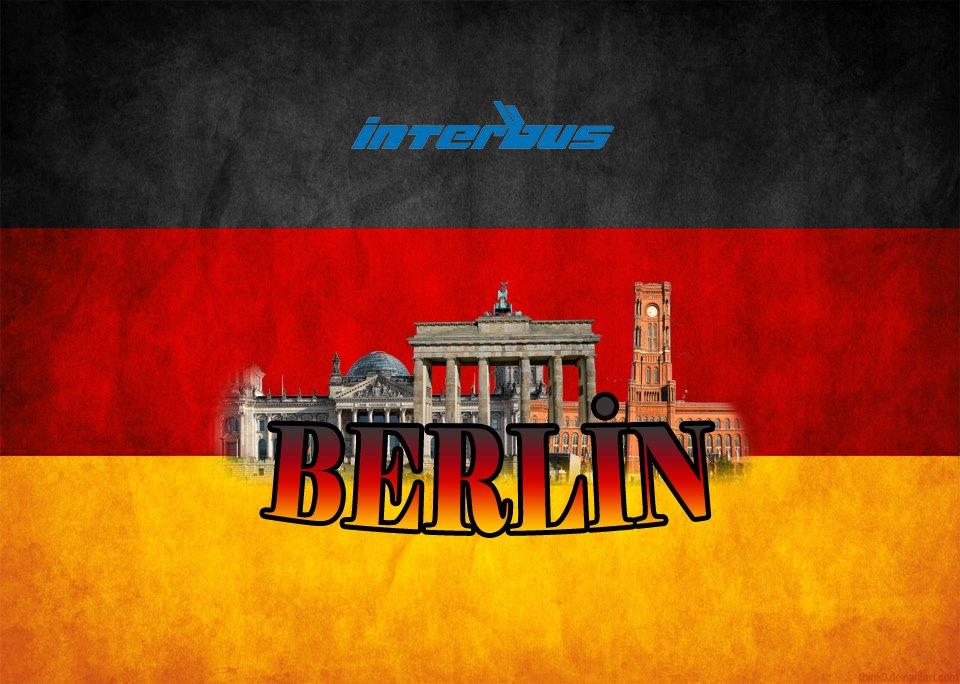 Berlin Gezilecek Yerler