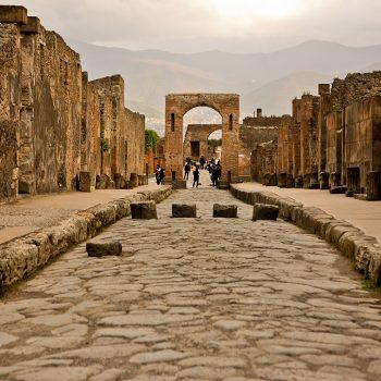 pompei'de gezilecek yerler