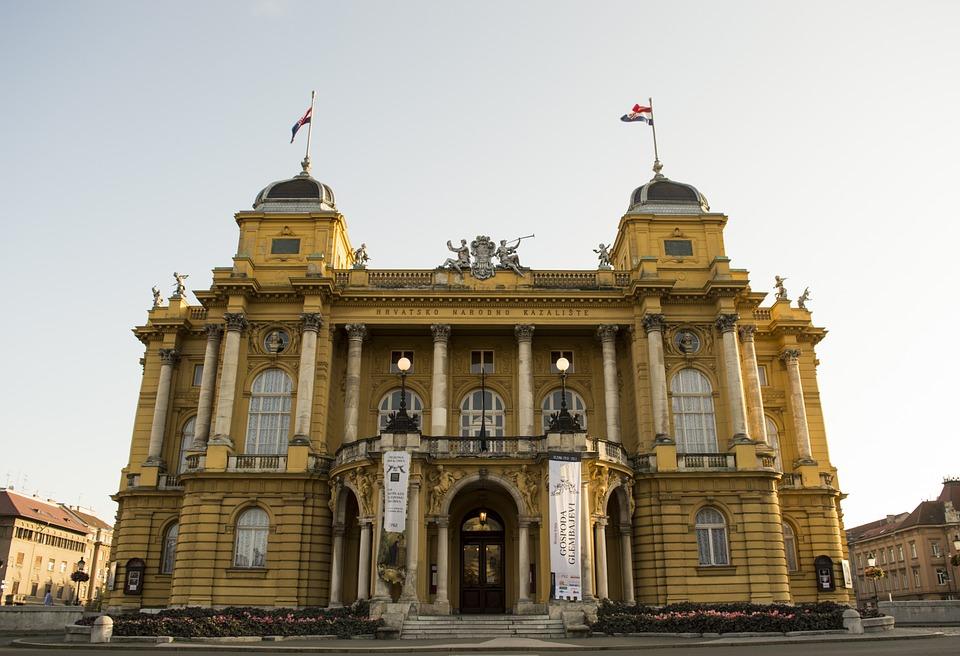 Ulusal Hırvatistan Tiyatrosu