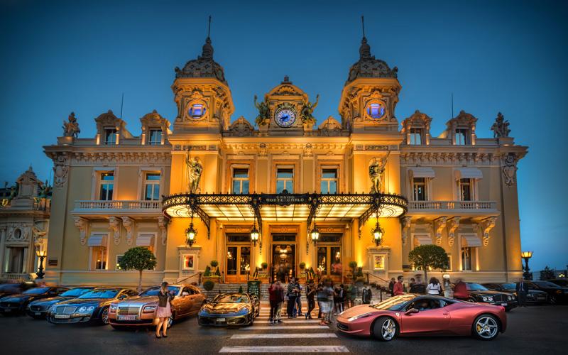 Monte Carlo Kumarhaneleri