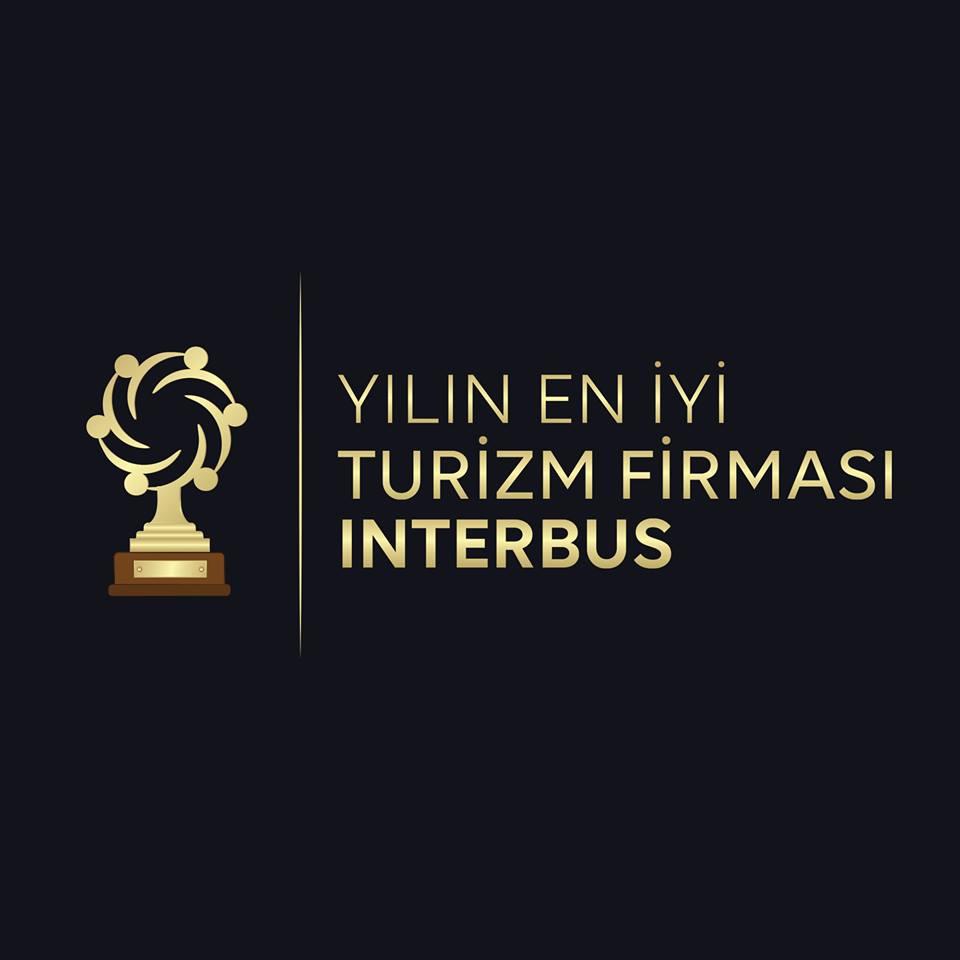 Yılın En İyi Turizm Firması Ödülü Interbus'a