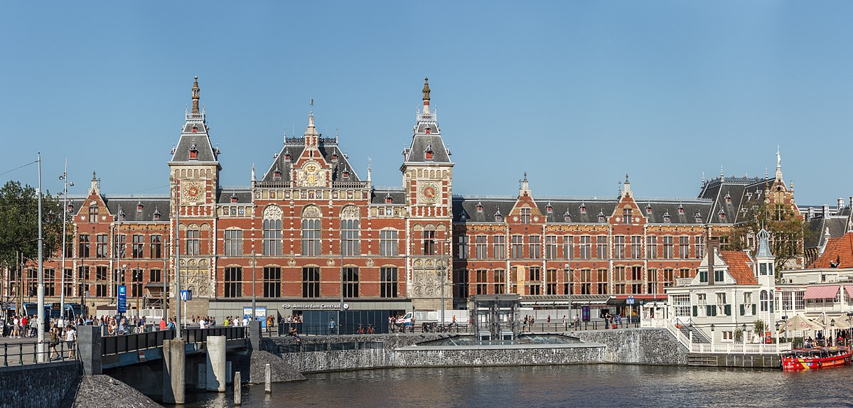 amsterdam centraal 1