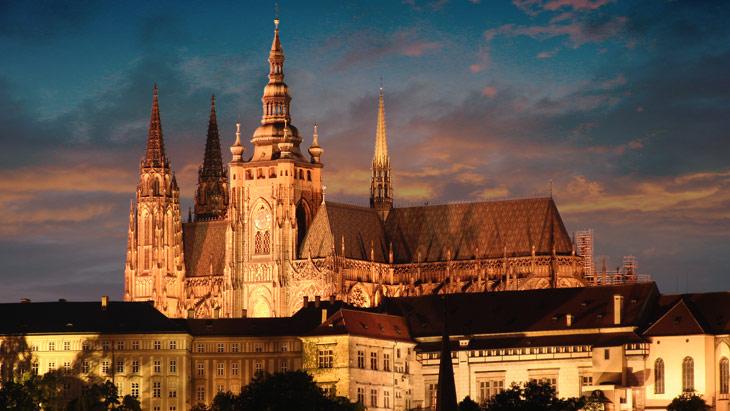 aziz vitus katedrali