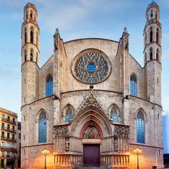 santa maria del mar bazilikası
