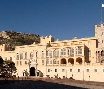 monaco prenslik sarayı